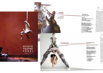 Catalogo Nuovo Teatro Verdi 2010-11