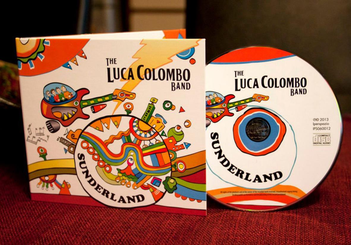 cd Luca Colombo home