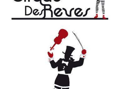 Logo Cirque des Reves