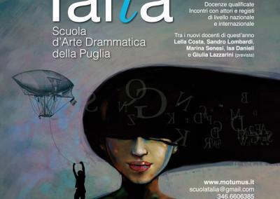 locandina Scuola Talia 2012
