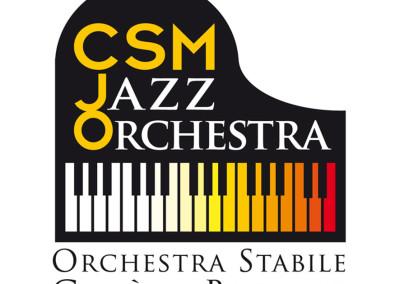 logo CSM jazz orchestra