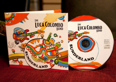 Luca Colombo Sunderland